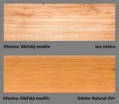 PLUS UV terasový olej T-60 - odstín Natural UV+
