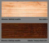 PLUS UV terasový olej T-60 - odstín Tmavy orech UV+.