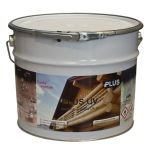 PLUS UV penetrační lazura LR-10  - olejová lazura s voskem [obal 10L]