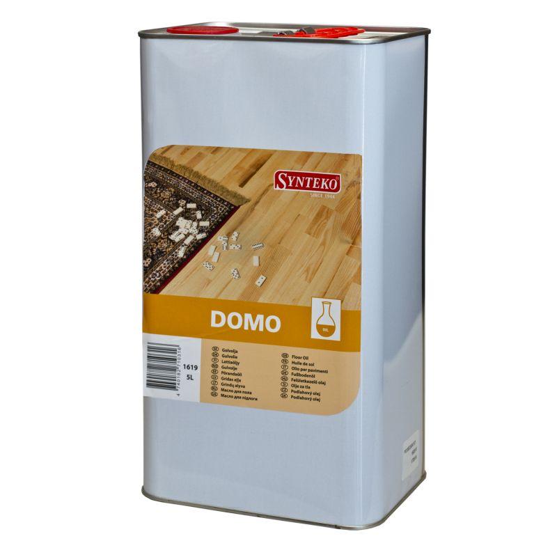 SYNTEKO DOMO (5L) olej na podlahy, schody a nábytek