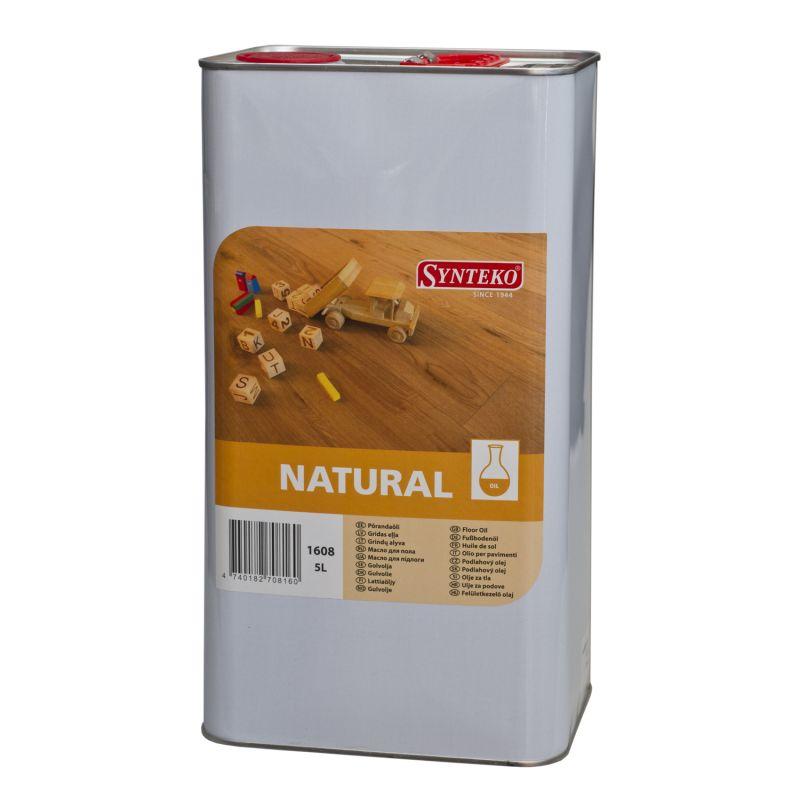SYNTEKO NATURAL (5L) olej na parkety