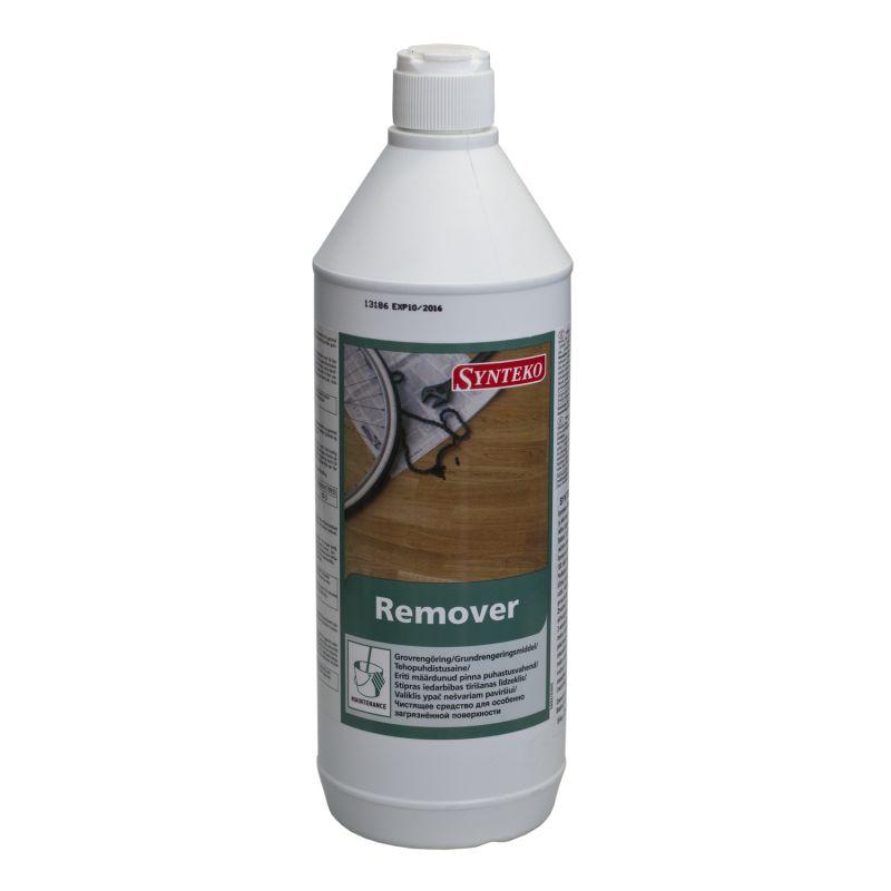 SYNTEKO REMOVER - intenzivní čistič dřevěných podlah