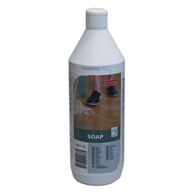SYNTEKO SOAP (1L) mýdlo na dřevěné podlahy