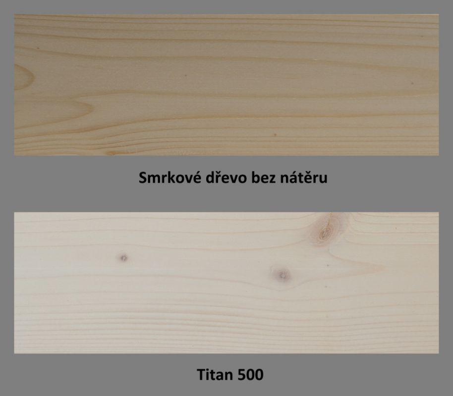 PLUS W-olej Titan 500