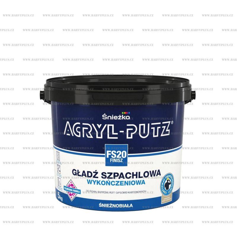 Acryl Putz FS20 Finish (5kg)