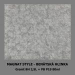 ukázka MAGNAT STYLE Benátská hlinka - Granit 80ml