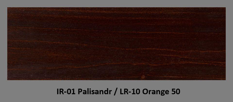 PLUS Impregnační olej IR-01 Palisandr & lazura LR-10 Natur 50