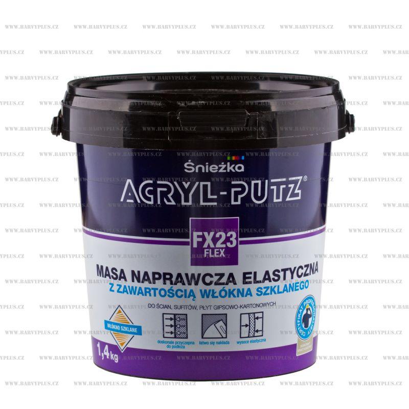 Acryl Putz FX23 FLEX (1,4kg)