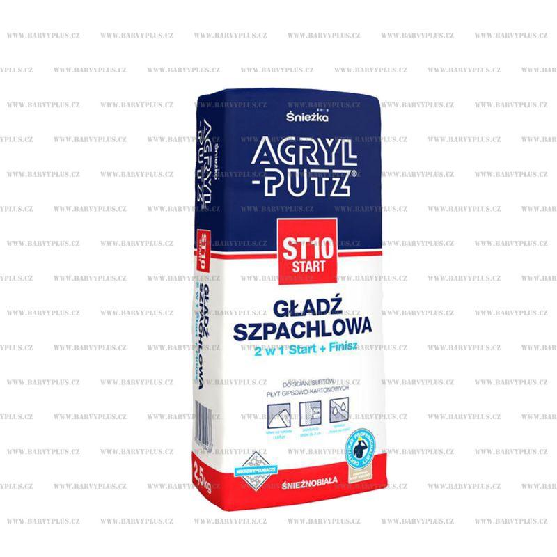 Acryl Putz ST10 START 2,5kg