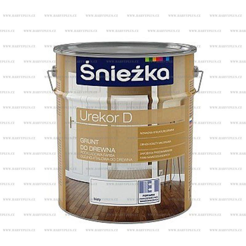 UREKOR D - základní barva na dřevo