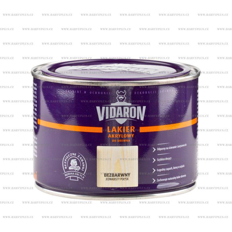 VIDARON Akrylový lak na dřevo 400ml
