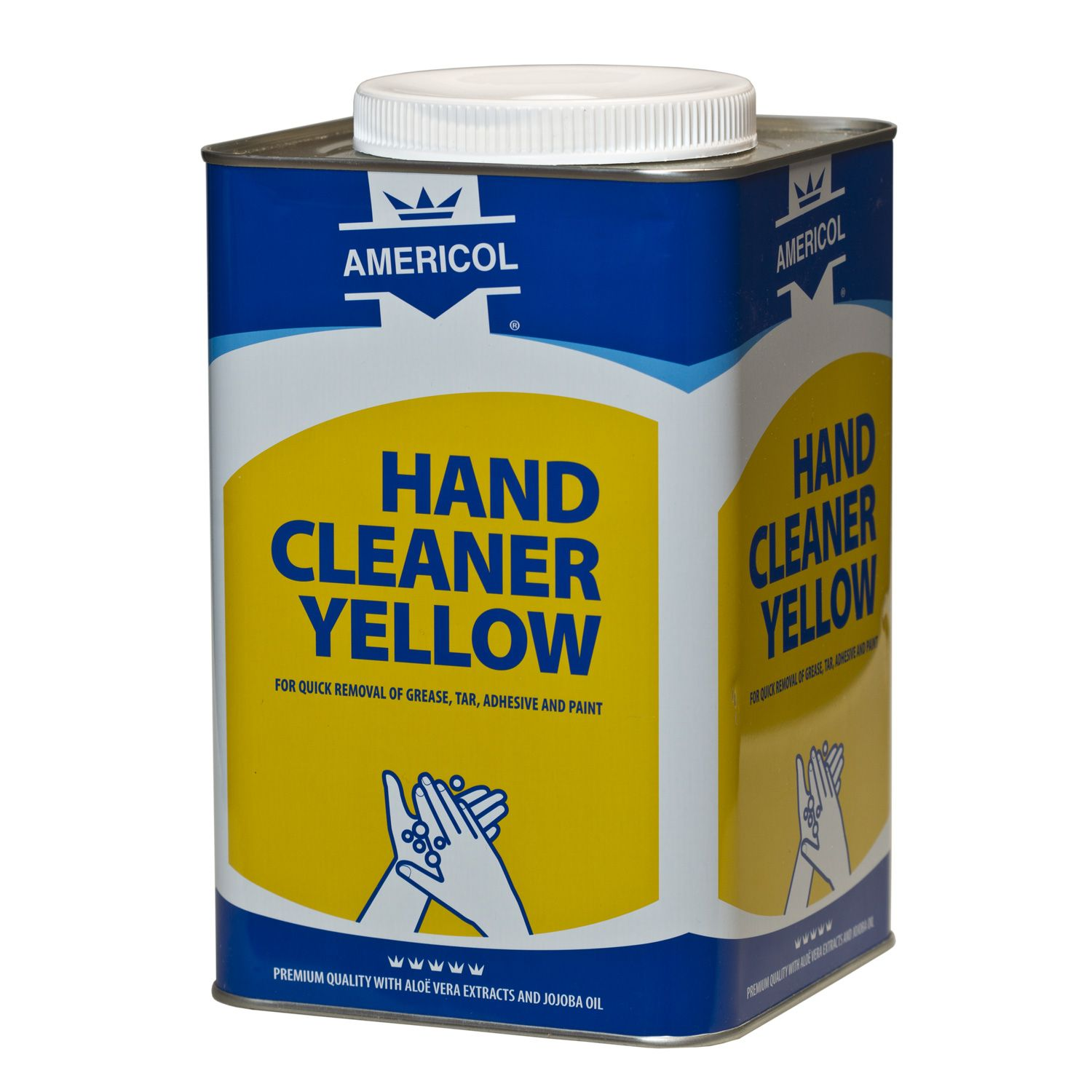 MERICOL Hand Cleaner Yellow 4,5L plech