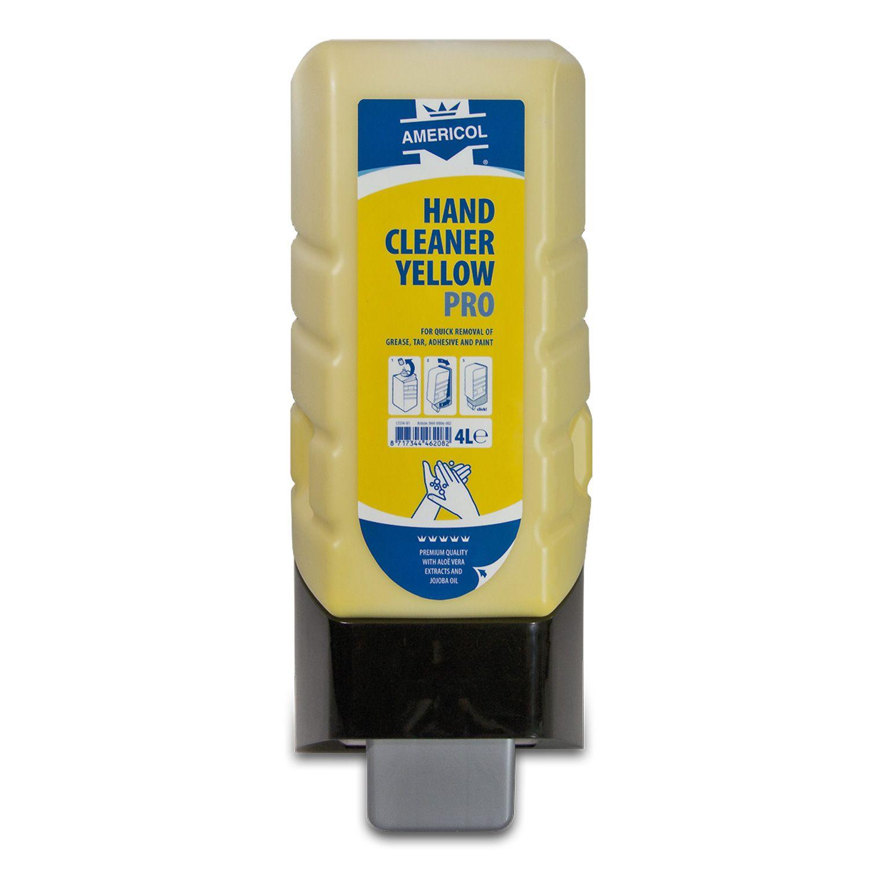 AMERICOL Hand Cleaner Yellow PRO 4L