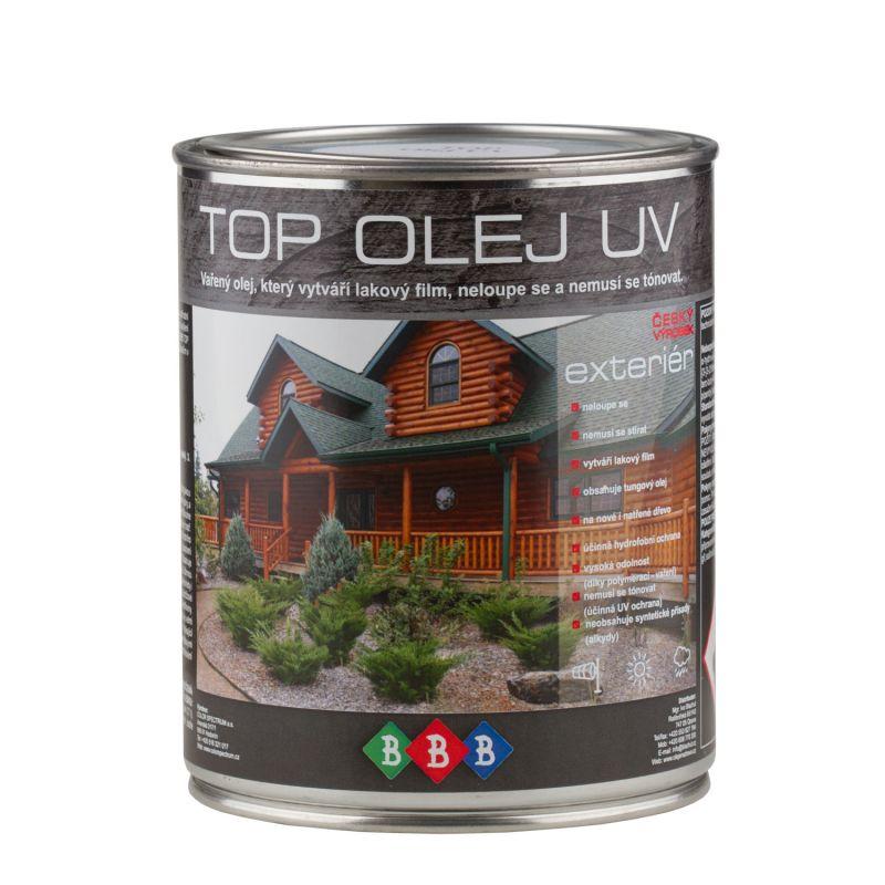BBB TOP olej UV - obal 1L
