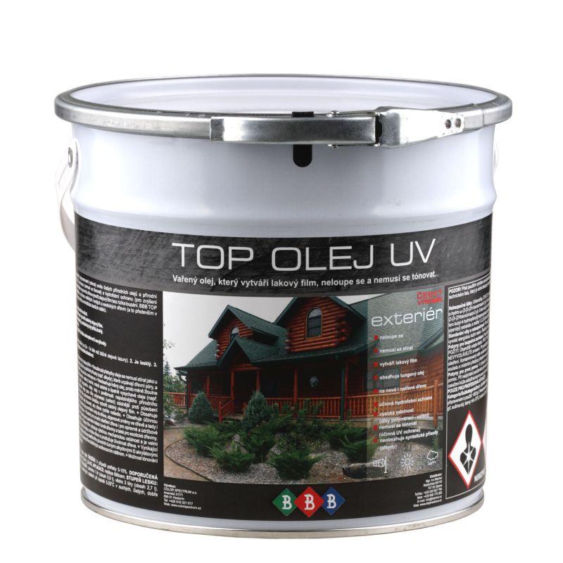 BBB TOP olej UV - obal 3L