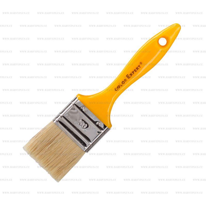 Color Expert - PROFI štětec plochý 50mm pro aplikaci barev