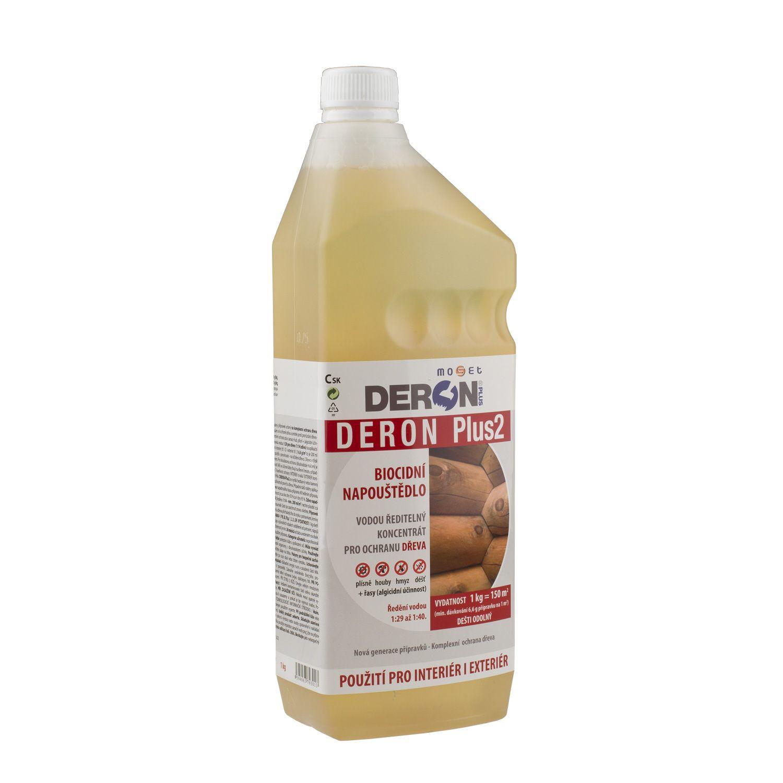 DERON PLUS 2  preventivní ochrana dřeva (plíseň, hniloba, houba a hmyz)