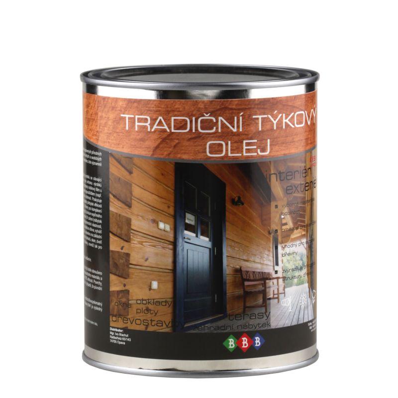 Tradiční teakový olej (1L)