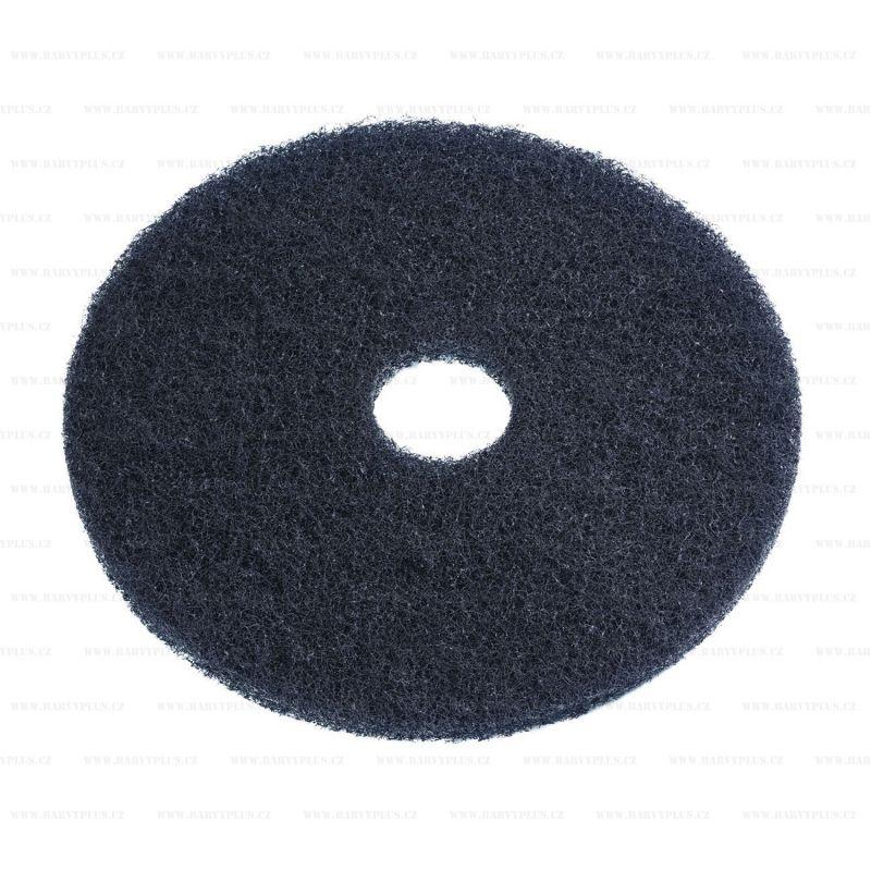 Super PAD černý pro čištění podlah