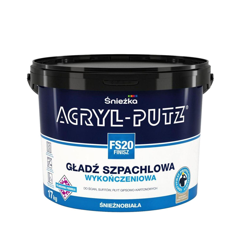 Acryl Putz FS20 Finish (17kg)
