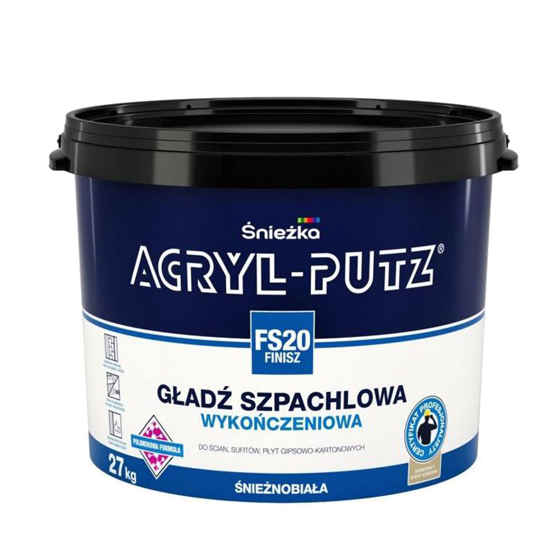 Acryl Putz FS20 Finish (27kg)