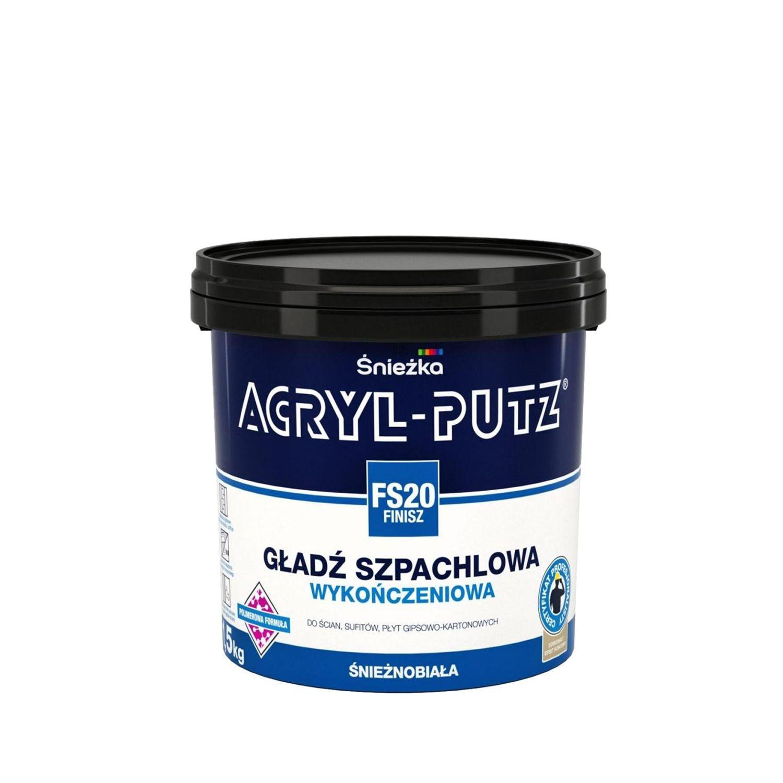 Acryl Putz FS20 Finish (1,5kg)