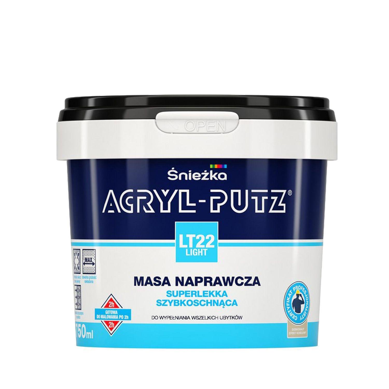 Sniezka Acryl putz LT22 Ligt (750ml)