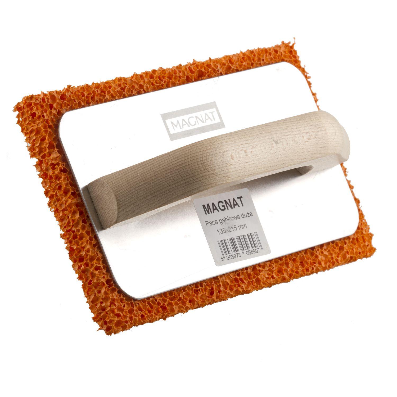 Magnat - hladítko houbové 135x215mm