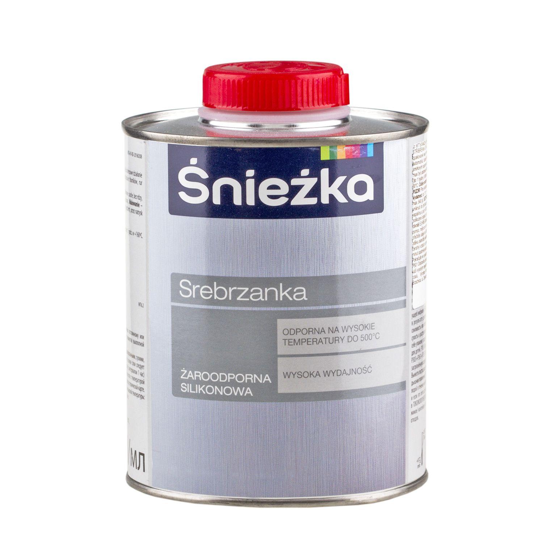 Stříbřenka žáruvzdorná silikonová 800ml