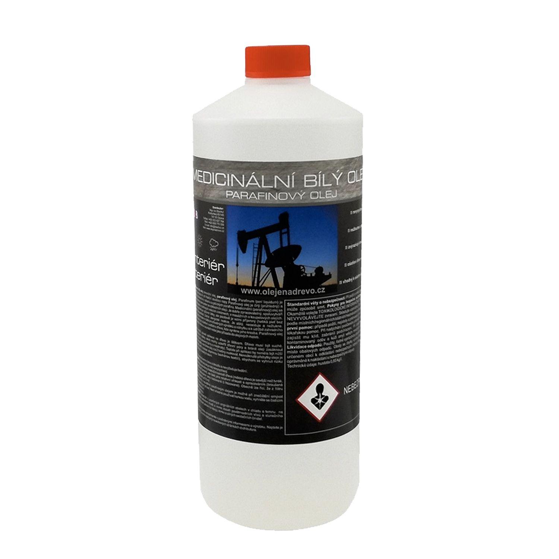 Parafinový olej na lavice v saunách (1L)